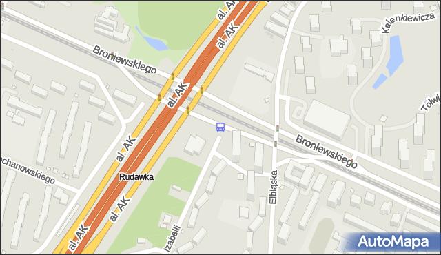 Przystanek Włościańska 01. ZTM Warszawa - Warszawa (id 604101) na mapie Targeo