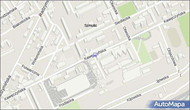 Przystanek Wojnicka 01. ZTM Warszawa - Warszawa (id 103001) na mapie Targeo