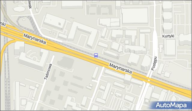 Przystanek Wynalazek 02. ZTM Warszawa - Warszawa (id 325102) na mapie Targeo
