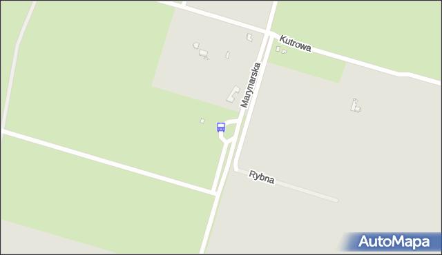 Przystanek Wyspa Pucka 11. ZDiTM Szczecin - Szczecin (id 62311) na mapie Targeo