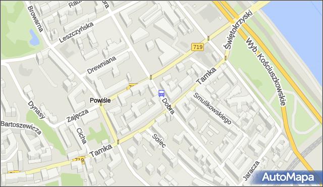 Przystanek Zajęcza 02. ZTM Warszawa - Warszawa (id 706202) na mapie Targeo