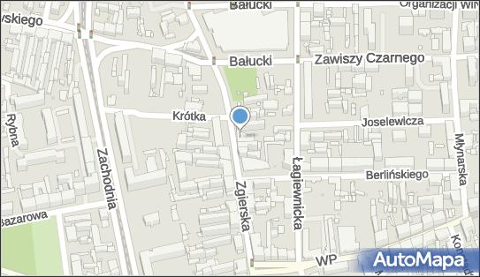 Administracja mieszkaniowa, ul. Zgierska 19, Łódź 91-466 - Administracja mieszkaniowa, NIP: 7262653497