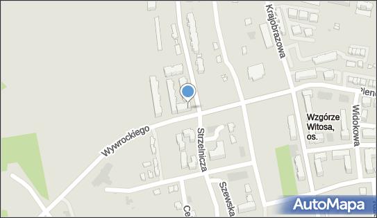 Apart-House Agata Siry, Strzelnicza 23, Rzeszów 35-103 - Administracja mieszkaniowa, NIP: 7952031419