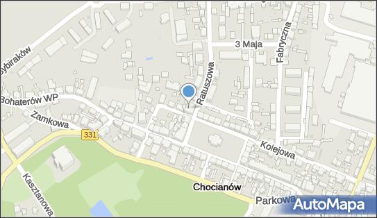 Arkadiusz Hołowienko Artech, Ratuszowa 1a, Chocianów 59-140 - Administracja mieszkaniowa, NIP: 6921270677