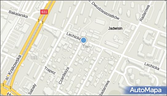 Astra, Czardasza 22, Warszawa 02-169 - Administracja mieszkaniowa, NIP: 1181357426