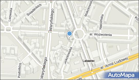 Audio Video Digital, Mokotowska 17, Warszawa 00-640 - Administracja mieszkaniowa, numer telefonu, NIP: 5260017595