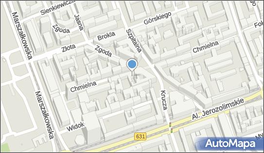 Dom Towarowy Bracia Jabłkowscy, Chmielna 21, Warszawa 00-021 - Administracja mieszkaniowa, numer telefonu, NIP: 5252197890