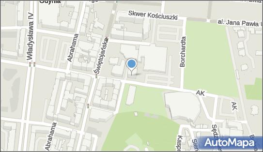 Forum Kultury, Armii Krajowej 24, Gdynia 81-372 - Administracja mieszkaniowa, numer telefonu, NIP: 5862242778