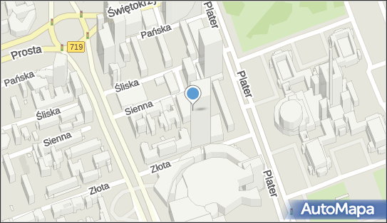 FSN 1, ul. Sienna 39, Warszawa 00-121 - Administracja mieszkaniowa, numer telefonu, NIP: 5252364388