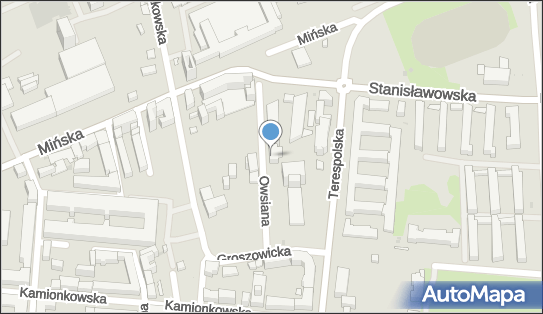 HNW, Owsiana 12, Warszawa 03-825 - Administracja mieszkaniowa, NIP: 1132844008