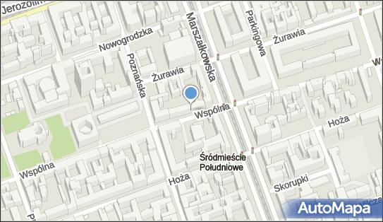 Kaga, Wspólna 50, Warszawa 00-684 - Administracja mieszkaniowa, NIP: 1182041211