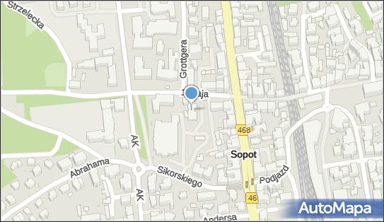 KFJ Projekty Rodzinne, 1 Maja 5, Sopot 81-807 - Administracja mieszkaniowa, numer telefonu, NIP: 5832547711