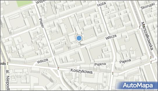 Krasickiego 30, Wilcza 58A, Warszawa 00-679 - Administracja mieszkaniowa, NIP: 5262697068