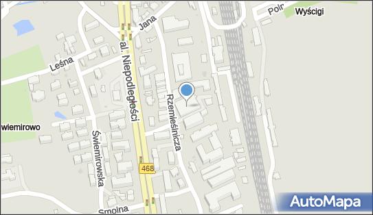 Krause Kolasa, Rzemieślnicza 5, Sopot 81-855 - Administracja mieszkaniowa, NIP: 5851416387