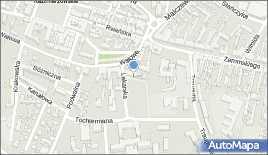 Kwartet Rad, ul. Bernardyńska 3, Radom 26-600 - Administracja mieszkaniowa, numer telefonu, NIP: 7962831529