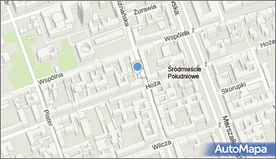 Magnat, Poznańska 21, Warszawa 00-685 - Administracja mieszkaniowa, numer telefonu, NIP: 8883116945
