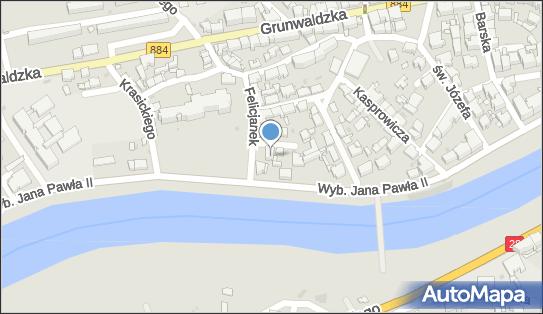 Najem Lokalu Stanisław Typrowicz, ul. Józefa Kremera 2/2 37-700 - Administracja mieszkaniowa, NIP: 7951732634