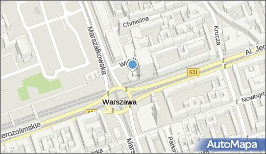 Progress, ul. Marszałkowska 100A, Warszawa 00-026 - Administracja mieszkaniowa, NIP: 5210326130