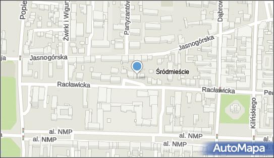 Przedsiębiorstwo Handlowe Ajax Jolanta Janik, ul. Racławicka 22 42-202 - Administracja mieszkaniowa, NIP: 5731022177