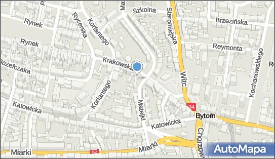 R H C, Krakowska 32, Bytom 41-902 - Administracja mieszkaniowa, NIP: 6262065274