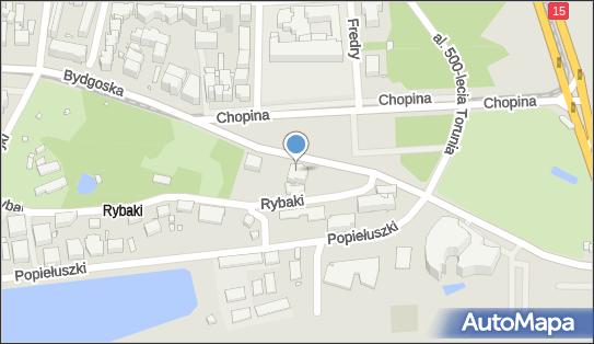 Rain, Bydgoska 1, Toruń 87-100 - Administracja mieszkaniowa, numer telefonu, NIP: 9562183855