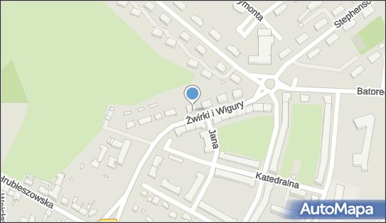 Wspólnota Mieszkaniowa przy ul.Żwirki i Wigury 8 w Chełmie 22-100 - Administracja mieszkaniowa, numer telefonu, NIP: 5632422293