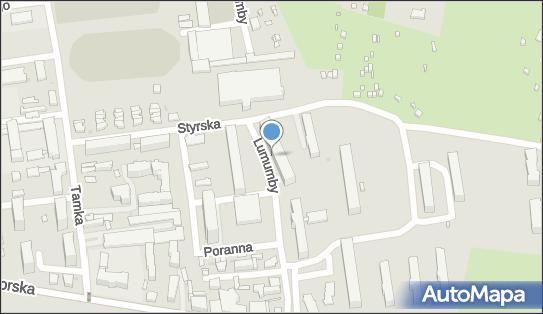 I DS Uniwersytetu Medycznego - Medyk, Patrice Lumumby 5, Łódź - Akademik, Bursa