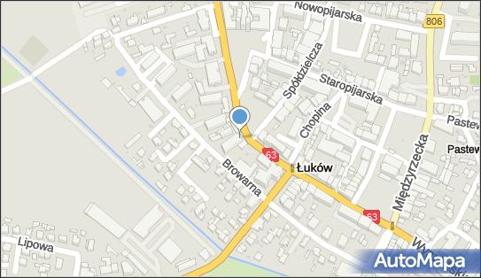 Alior Bank - Oddział, ul. Piłsudskiego 5/19, Łuków 21-400, godziny otwarcia, numer telefonu