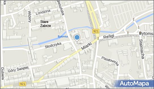 Amic Energy - Stacja paliw, Karola Miarki 6, Zabrze 41-800, godziny otwarcia, numer telefonu