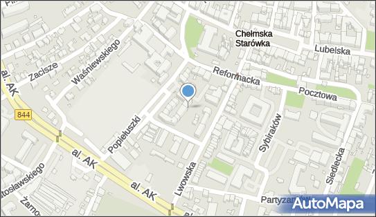 Apteka Eskulap, pl. Plac Kupiecki 12, Chełm 22-100 - Apteka