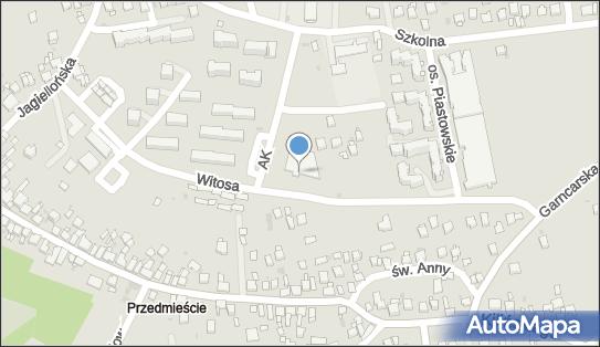 Apteka Na Witosa, ul. Witosa 6, Dobczyce 32-410 - Apteka, godziny otwarcia, numer telefonu