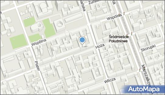 Apteka Pod Zegarami, ul. Hoża 58/60, Warszawa 00-682 - Apteka, godziny otwarcia, numer telefonu