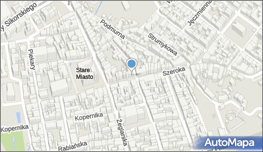 Centralna, Ul. Szeroka 30, Toruń 87-100, numer telefonu