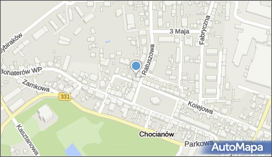 Dobra Apteka, ul. Ratuszowa 1A, Chocianów 59-140 - Apteka, godziny otwarcia, numer telefonu