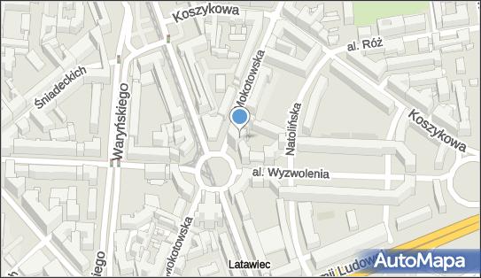 Przy Placu Zbawiciela, Mokotowska 12, Warszawa 00-640 - Apteka, numer telefonu