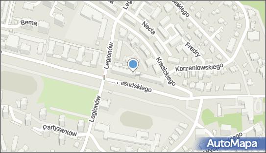 Arkadiusz Kicki Architekt, al. marsz. Piłsudskiego 20, Gdynia 81-378 - Architekt, Projektant, NIP: 7393382509