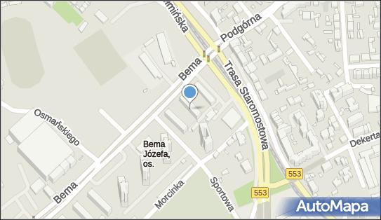 Biuro Projektów Drogowych sc, Bema Józefa, gen. 12/1, Toruń 87-100 - Architekt, Projektant, NIP: 9562261644