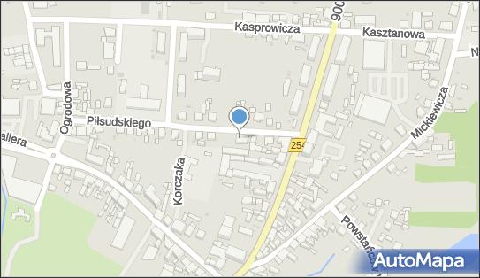 ARiMR - Biuro Powiatowe w Mogilnie, marsz. Józefa Piłsudskiego 3 88-300 - ARiMR - Biuro, numer telefonu
