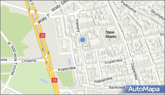 Kościół Świętego Ducha, ul. Piekary 24, Toruń - Atrakcja turystyczna, numer telefonu