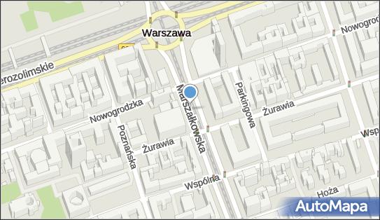 Ulica Marszałkowska - Północna część, ul. Marszałkowska - Atrakcja turystyczna