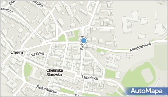 Przedsiębiorstwo Handlowo-Usługowe, Szkolna 10, Chełm - Autoczęści - Sklep, numer telefonu