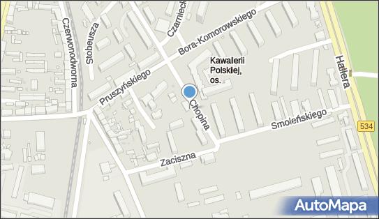 Sampol, Fryderyka Chopina 48, Grudziądz - Autoczęści - Sklep, numer telefonu