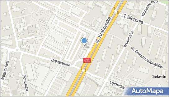 Circle K, DW631, Aleja Krakowska 269, Warszawa 02-133 - Automatyczna - Myjnia samochodowa, godziny otwarcia, numer telefonu
