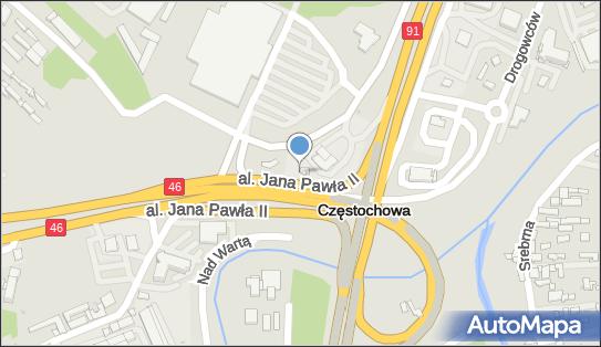 Myjnia samochodowa Automatyczna, Aleja Jana Pawła II, Częstochowa - Automatyczna - Myjnia samochodowa