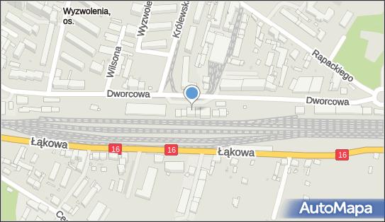 MILL, Dworcowa 40, Grudziądz 86-300 - Bankomat