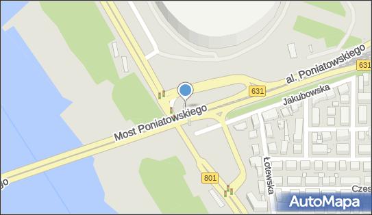 'Pijtu Pijtu', Most Księcia Józefa Poniatowskiego - Bar