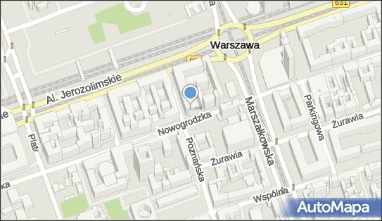 Bar 'Vis A Vis', ul. Nowogrodzka 40, Warszawa - Bar