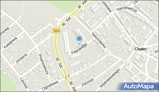 Bar Spoko, ul. Mariana Pilarskiego 3, Chełm 22-100 - Bar, NIP: 5631384159