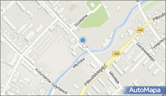 Bar Sydas, ul. gen. Sikorskiego 38D, Grudziądz 86-300 - Bar, NIP: 8761446127