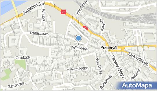 Firma Usługowo Handlowa Pizza Hit Bar Bistro, Ratuszowa 16 37-700 - Bar, numer telefonu, NIP: 7950000685